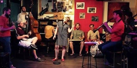 La Bohème Swing Jam Session Tickets