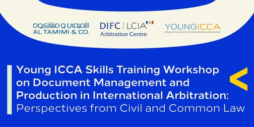 Young ICCA Skills Training Workshop