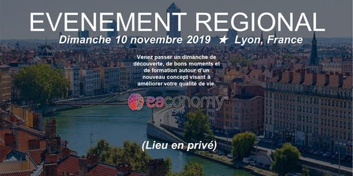 Eaconomy Regional Event Lyon (10 nov)