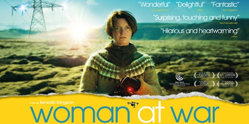 Woman at War - The Post Office