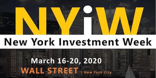 New York Investment Week