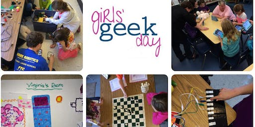 Girls' Geek Day - November 9