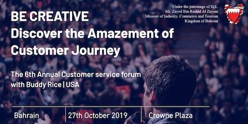 The 6th Annual Customer service forum