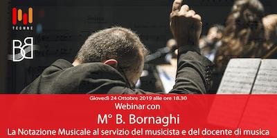 La notazione musicale al servizio del musicista e del docente di musica