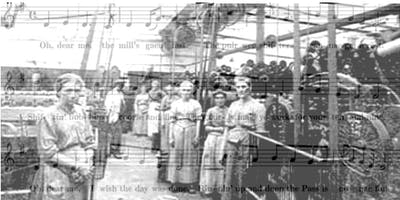 The Factory Muses: Songs from the Victorian Mills