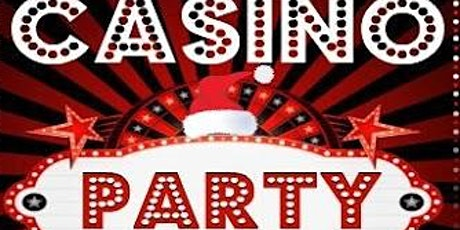 Copy of Copy of Copy of Casino Christmas Party Night @ Jurys Inn tickets