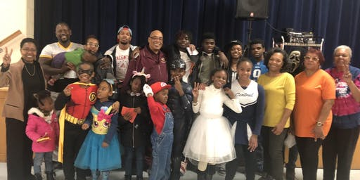 Holyween - Hosted by First AME Church of Farmington Hills