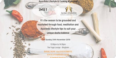 Ayurveda Lifestyle & Cooking Workshop