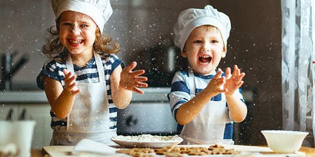 Pop Up Baking Class for Kids: Learn to Make Lava Cakes, Bagels and More! tickets