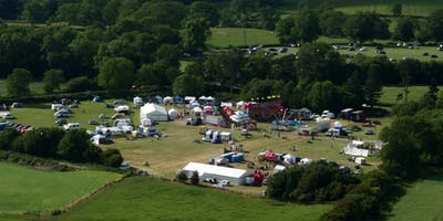 Foxton Festival Camping