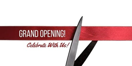 JPAR City and Beach Grand Opening and Ribbon Cutting tickets