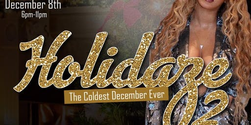 Holidaze....... The Coldest December Ever