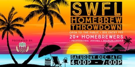 SWFL Homebrew Throwdown 2019 tickets