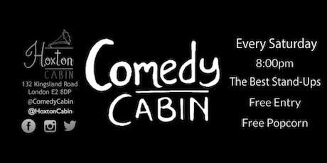 Comedy Cabin tickets