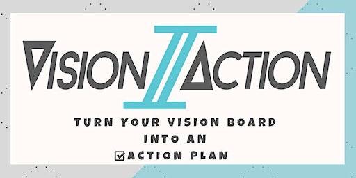 Vision2Action Vendor Registration is sold out
