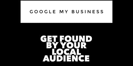 Google My Business for Local Website Traffic tickets