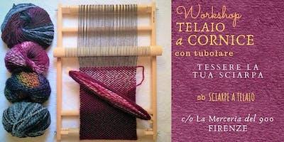 Telaio a Cornice_ TESSERE la TUA SCIARPA