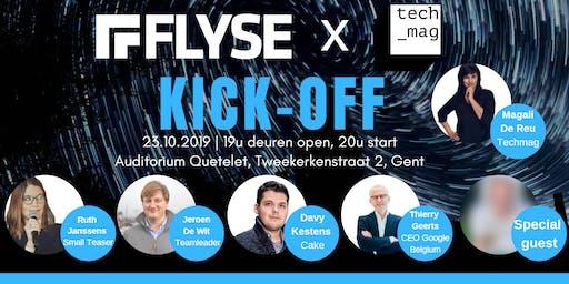 FLYSE X Techmag