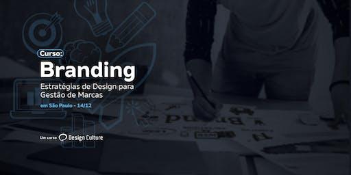 Curso Branding: Estratégias de Design para Gestão de Marcas em São Paulo