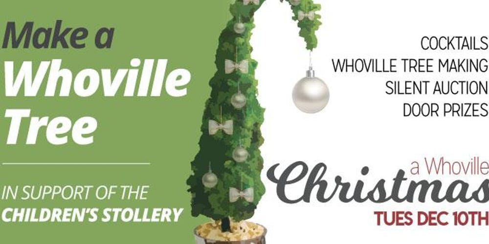 Christmas Event.3rd Annual A Whoville Christmas Event