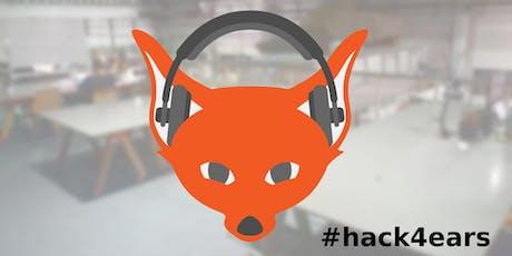 hack4ears –Der Hackathon Tickets