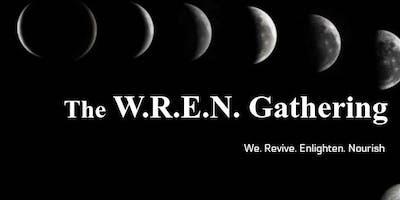 WREN Gathering's November Full Moon event