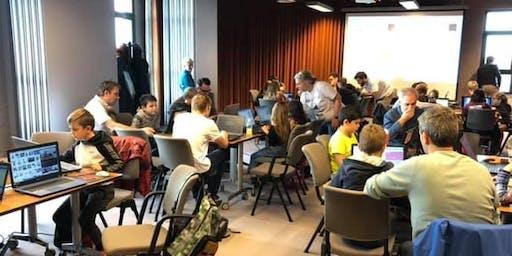 CoderDojo Rotselaar- 16/11/2019
