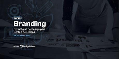 Curso Branding: Estratégias de Design para Gestão de Marcas em Salvador ingressos
