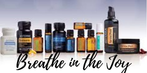 Breathe in the Joy:  They're Here!    doTERRA'S New 2019 Products