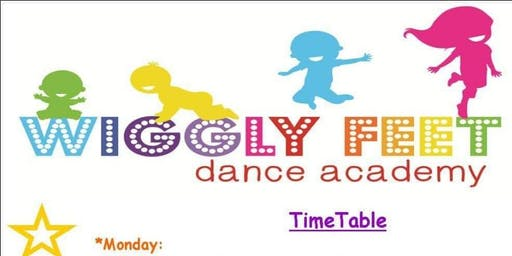 Toton wiggly class Friday 18th