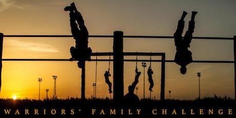 Warriors' Family Challenge / Défi Familial des Guerriers billets