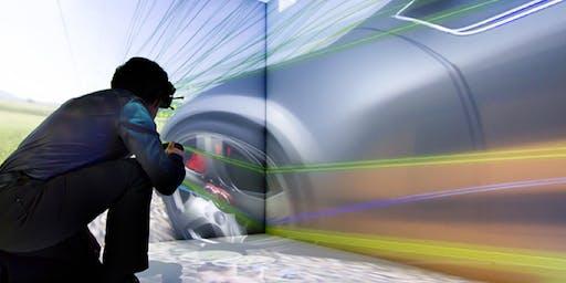 Virtual Reality for Automotive - 3D Experience Platform / CATIA