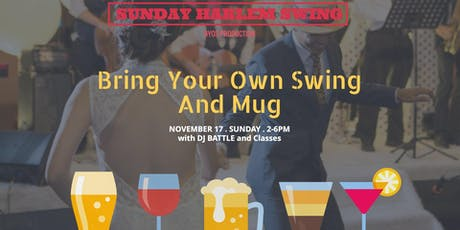 Bring Your Own Swing And Mug Party ! tickets