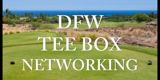 Tee Box Networking - 2 Person Scramble