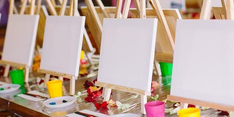 Paint Nights Coming Soon tickets