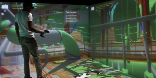 Virtual Reality for Energy, Oil & Gas