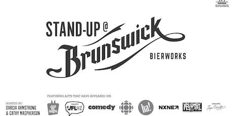 Black Sheep Comedy @ Brunswick Bierworks, November Edition tickets