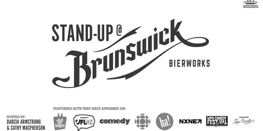 Black Sheep Comedy @ Brunswick Bierworks, November Edition