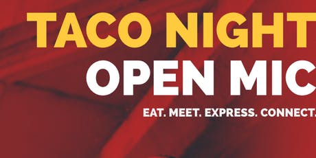 TACO NIGHT OPEN MIC tickets