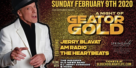 Jerry Blavat, AM Radio, Heartbeats, Insiders, Old News Band & more... tickets