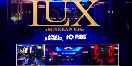 Latinx Saturday's at  LUX Minneapolis | Pop-Up Party tickets