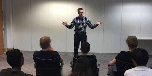 Impromptu Public Speaking - Competition