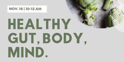 Health Gut, Body, Mind