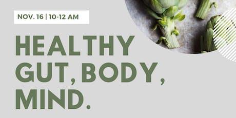 Health Gut, Body, Mind tickets