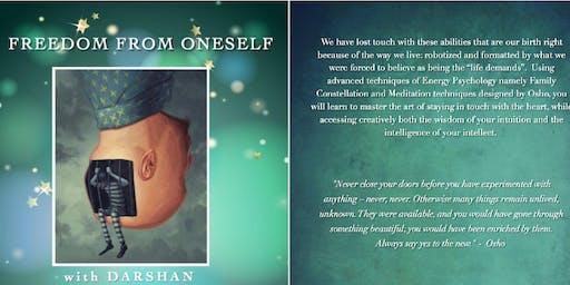 """Freedom from Oneself"" (Osho Meditation Retreat)"