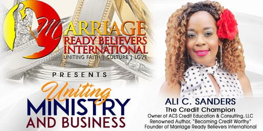 Uniting Ministry and Business. Put Your Money Where Your Talent Is