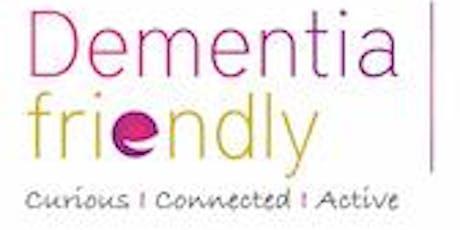 Dementia Friendly East Lothian Gathering  November 2019 tickets