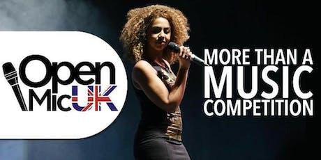 Open Mic UK Regional Final- Diana Rubene tickets