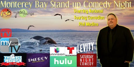 Monterey Bay Stand-Up Comedy Night tickets