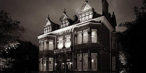 Mansion House Cardiff Ghost Hunt